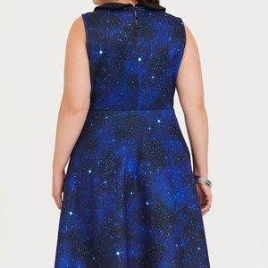 torrid Dresses - NEW Doctor Who Collection TARDIS skater dress